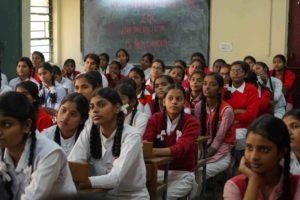 Career Guidance Children in Classroom