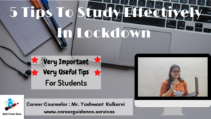 Yash Career Guru How to study Effectively